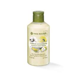 Suihkugeeli - Cotton flower Mimosa, 200 ml