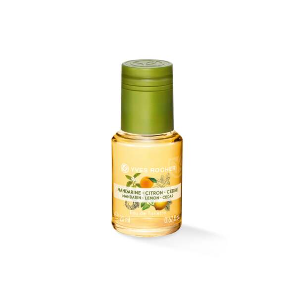 Eau de Toilette – Mandarin Lemon Cedar 20ml