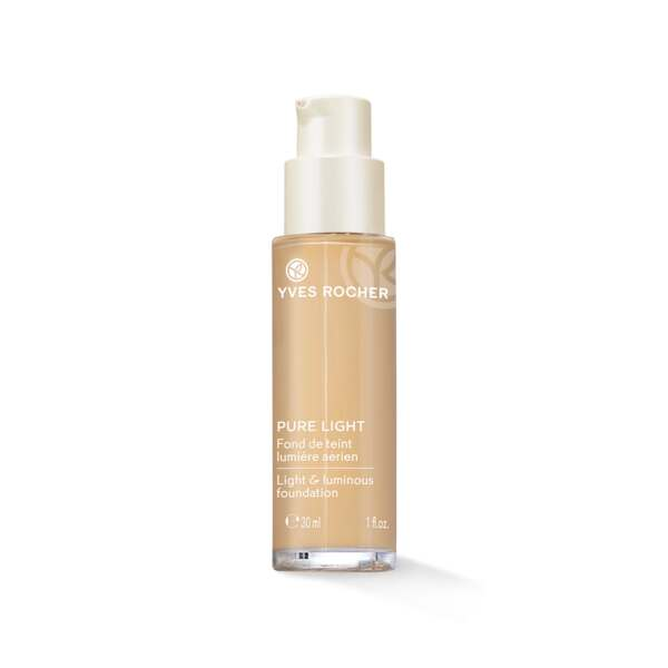 Pure Light - Light & Luminous Foundation - Second Skin Effect